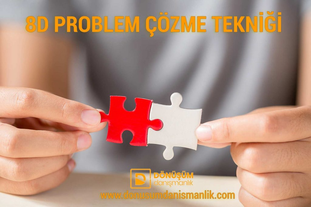 8D Problem Çözme Eğitimi
