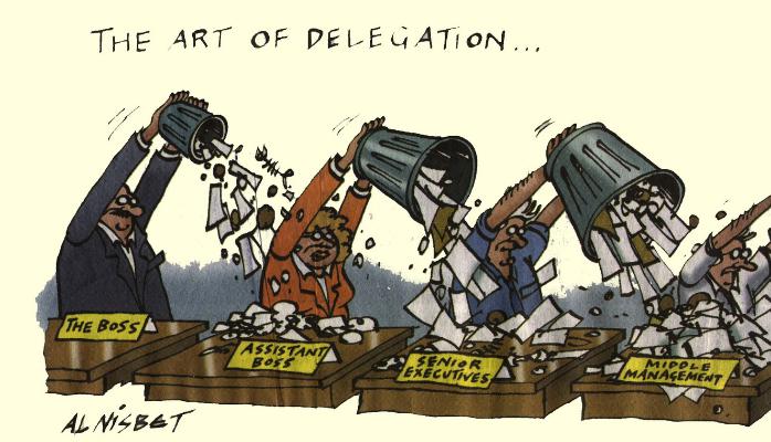 Delegasyon nedir, ne değildir?